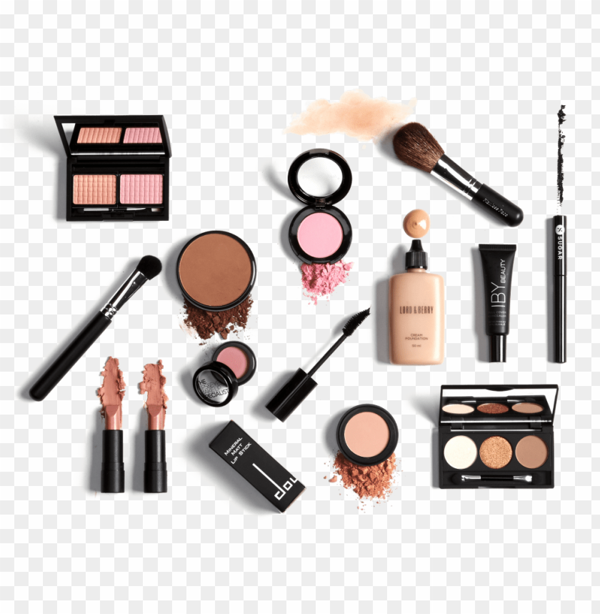 free PNG beauty flat lay PNG image with transparent background PNG images transparent