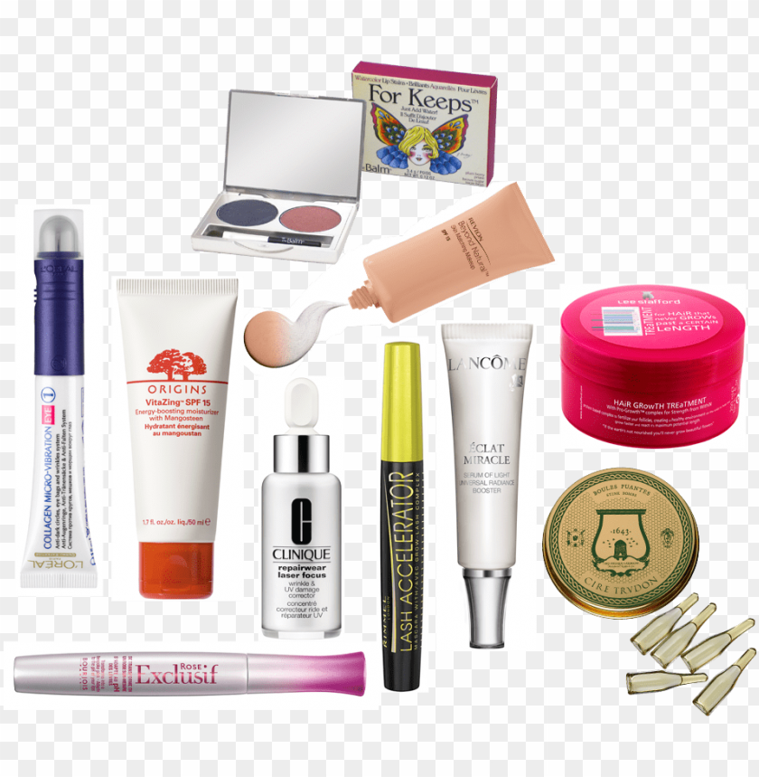 Beauty Parlour Items Png Image With Transparent Background Toppng