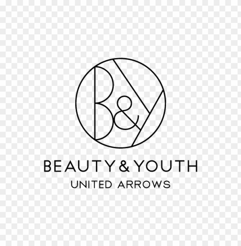 free PNG beauty & youth logo vector PNG images transparent
