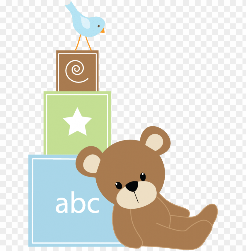 Bebe Baby Shower Bear Png Image With Transparent Background Toppng