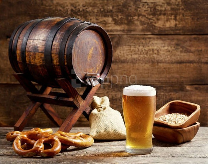 free PNG beer and wooden barrel background best stock photos PNG images transparent