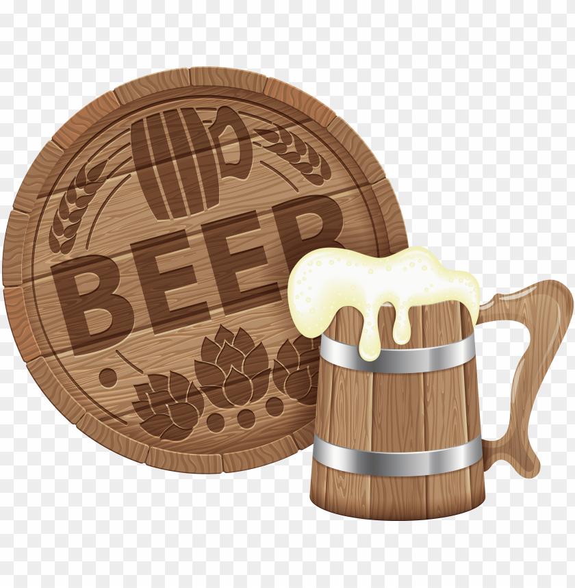 free PNG beer barrel clipart PNG image with transparent background PNG images transparent