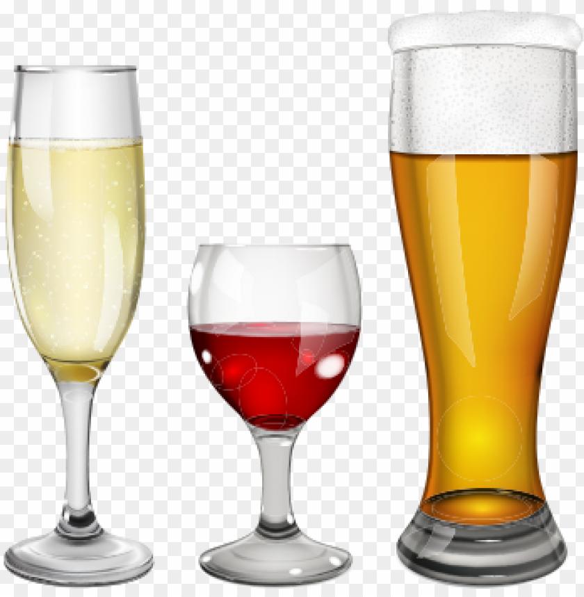 free PNG beer, wine & soft drinks - beer wine soft drink PNG image with transparent background PNG images transparent