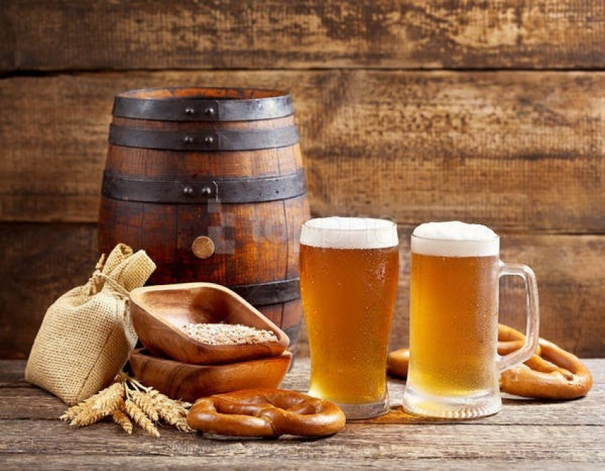 free PNG beers and beer wooden barrel background best stock photos PNG images transparent