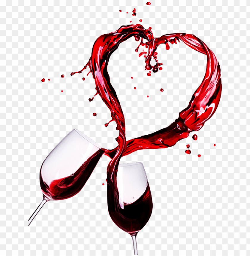 free PNG before brock lindsay was a wine maker, and vineyard - wine glasses with hearts PNG image with transparent background PNG images transparent