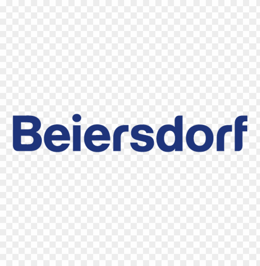 free PNG beiersdorf logo vector PNG images transparent