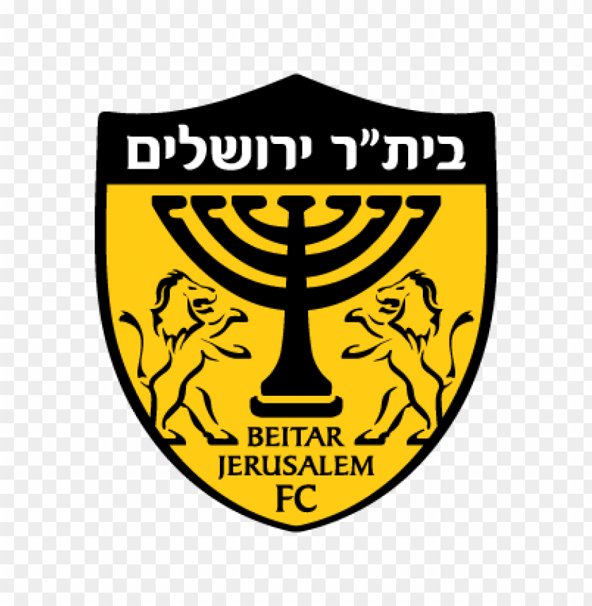 free PNG beitar jerusalem fc vector logo PNG images transparent