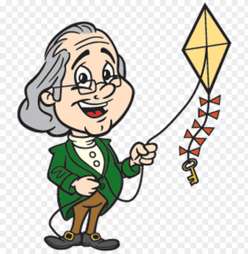 free PNG ben franklin cartoons - benjamin franklin cartoon drawi PNG image with transparent background PNG images transparent