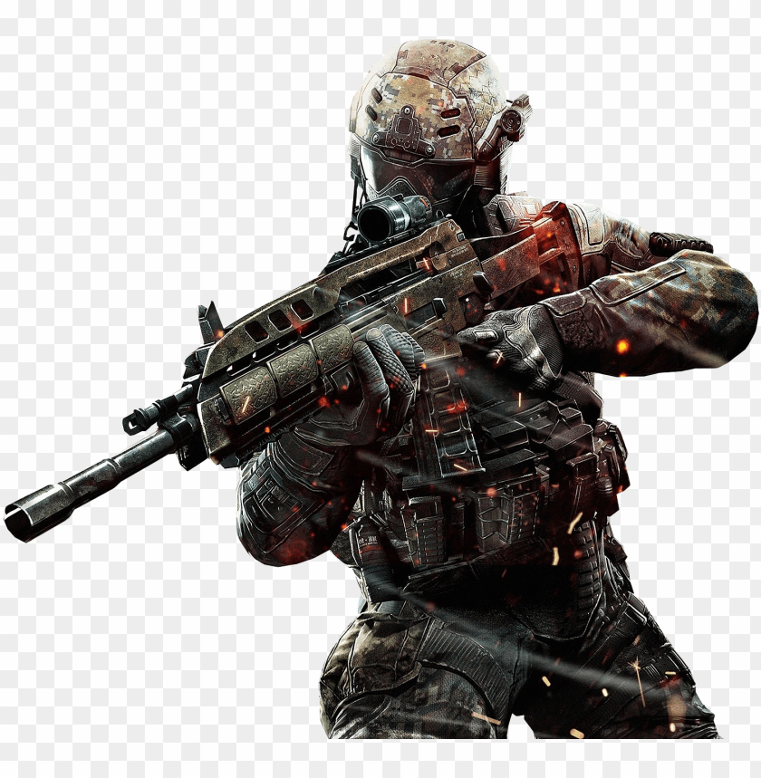 Best Free Soldiers Icon Call Of Duty Black Ops 3 Png Image With Transparent Background Toppng