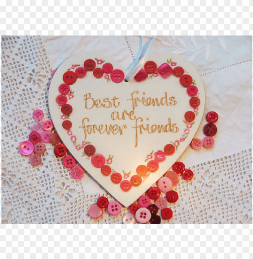 free PNG best friends forever heart PNG image with transparent background PNG images transparent