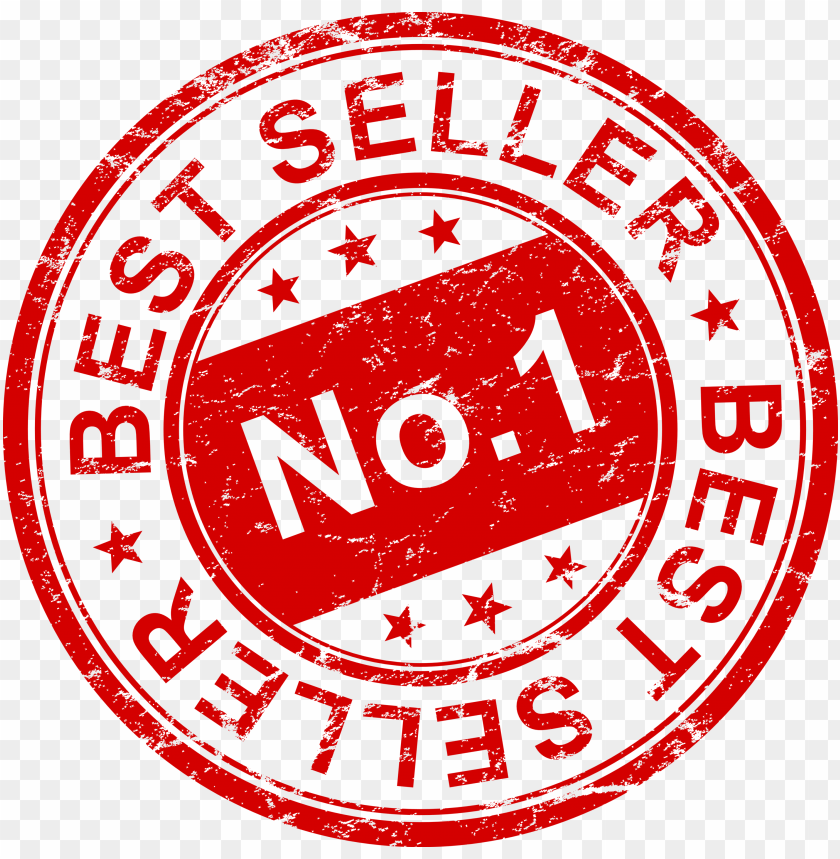 free PNG best seller stamp png - Free PNG Images PNG images transparent