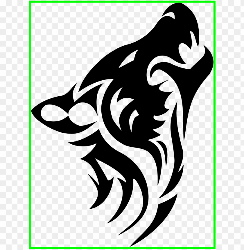 free PNG best wolf tattoos png transparent all wolves pics of - tribal tattoos high quality PNG image with transparent background PNG images transparent