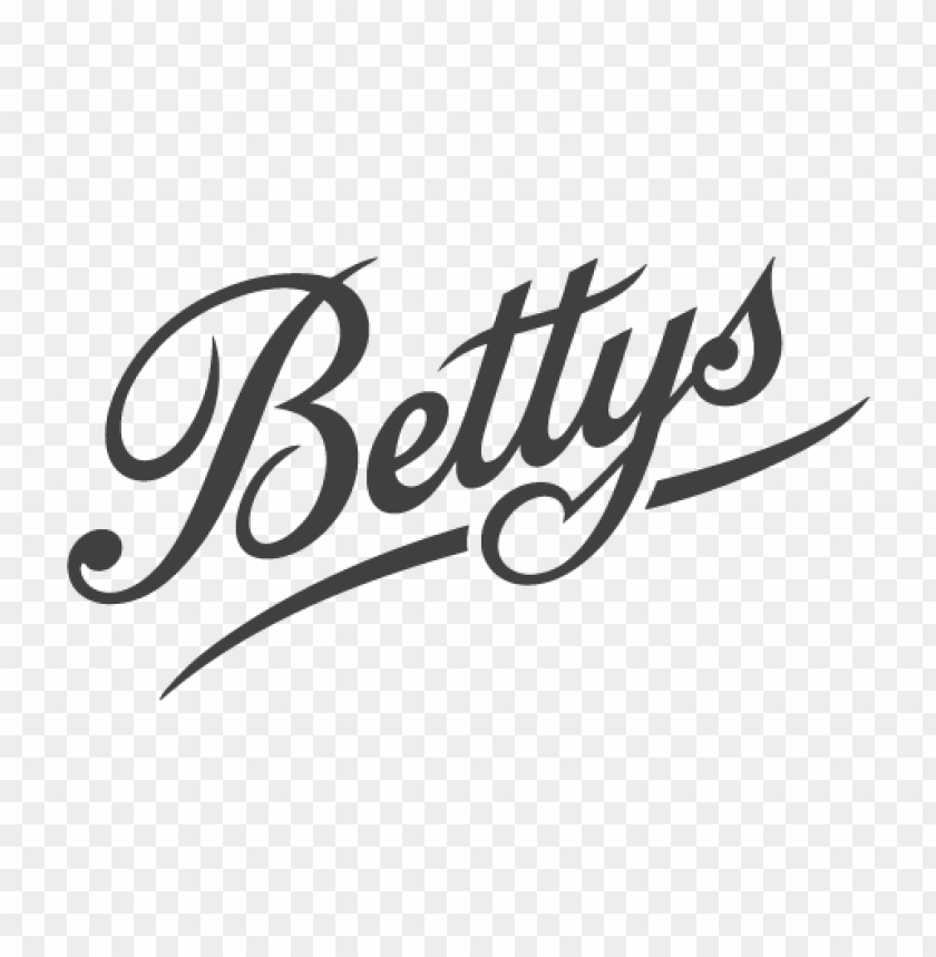 free PNG bettys logo vector PNG images transparent