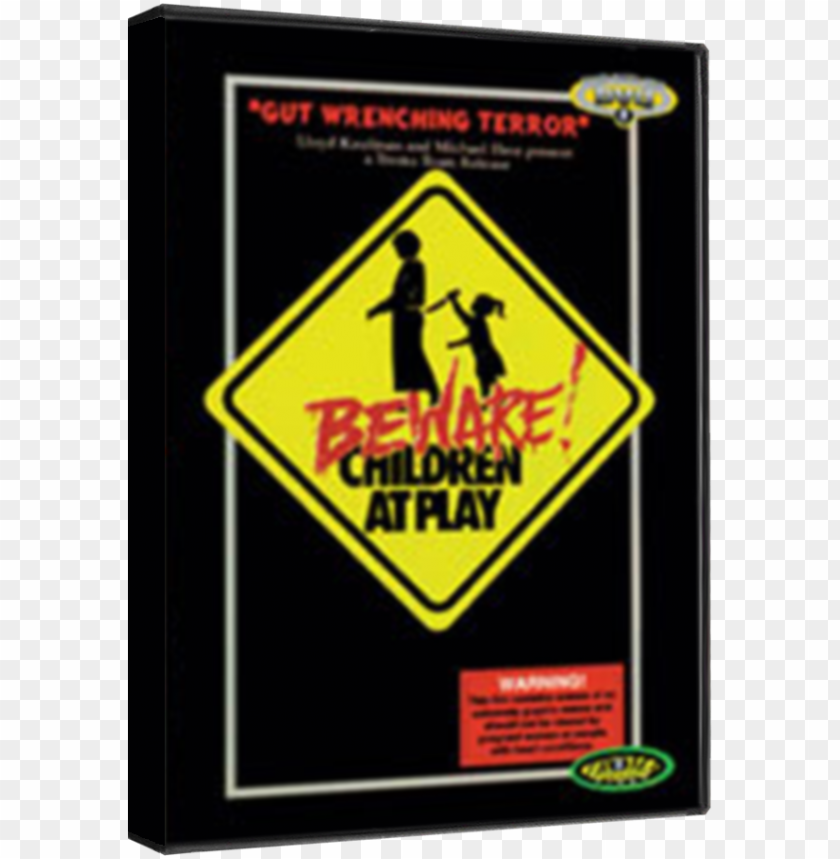 free PNG beware children at play [dvd] - beware children at play movie PNG image with transparent background PNG images transparent