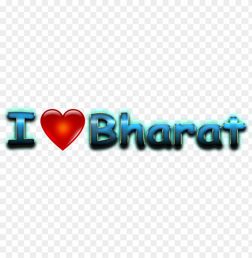 free PNG bharat love name heart design png - love you bharat name PNG image with transparent background PNG images transparent