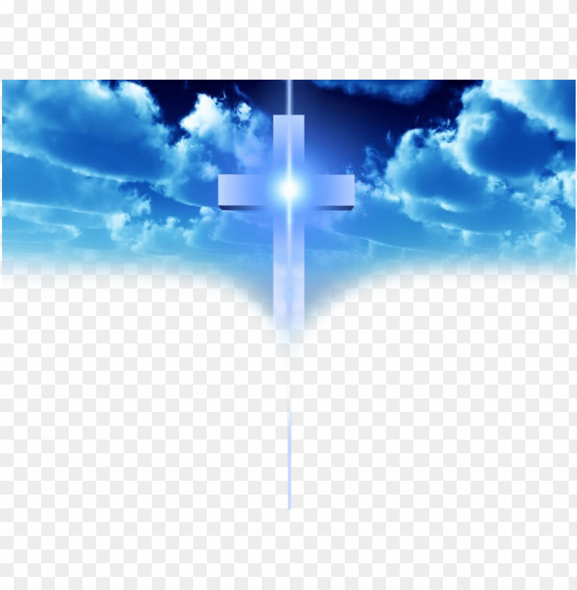 free PNG bible cross wallpaper blue graphic royalty free - cool christian cross backgrounds PNG image with transparent background PNG images transparent