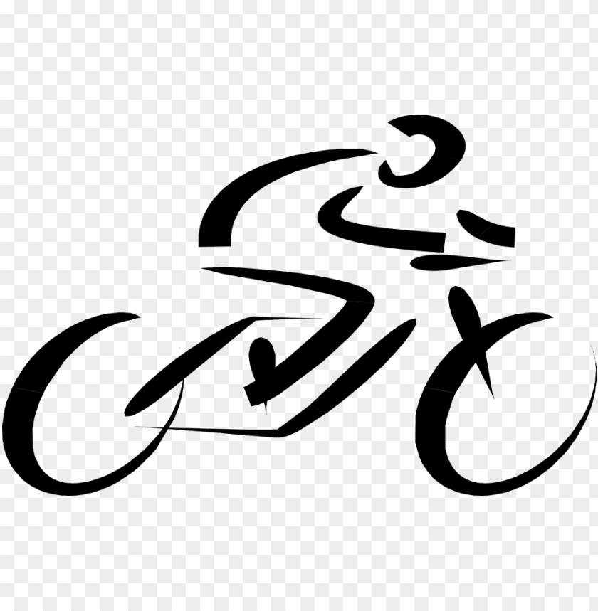 free PNG bicycle clipart spin bike - racing bicycle clip art PNG image with transparent background PNG images transparent
