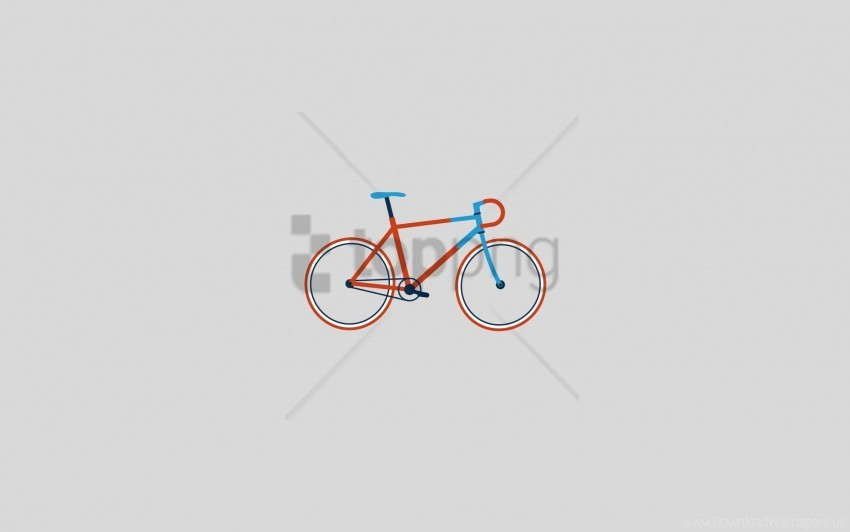 free PNG bicycle, drawing, minimalism, sports wallpaper background best stock photos PNG images transparent