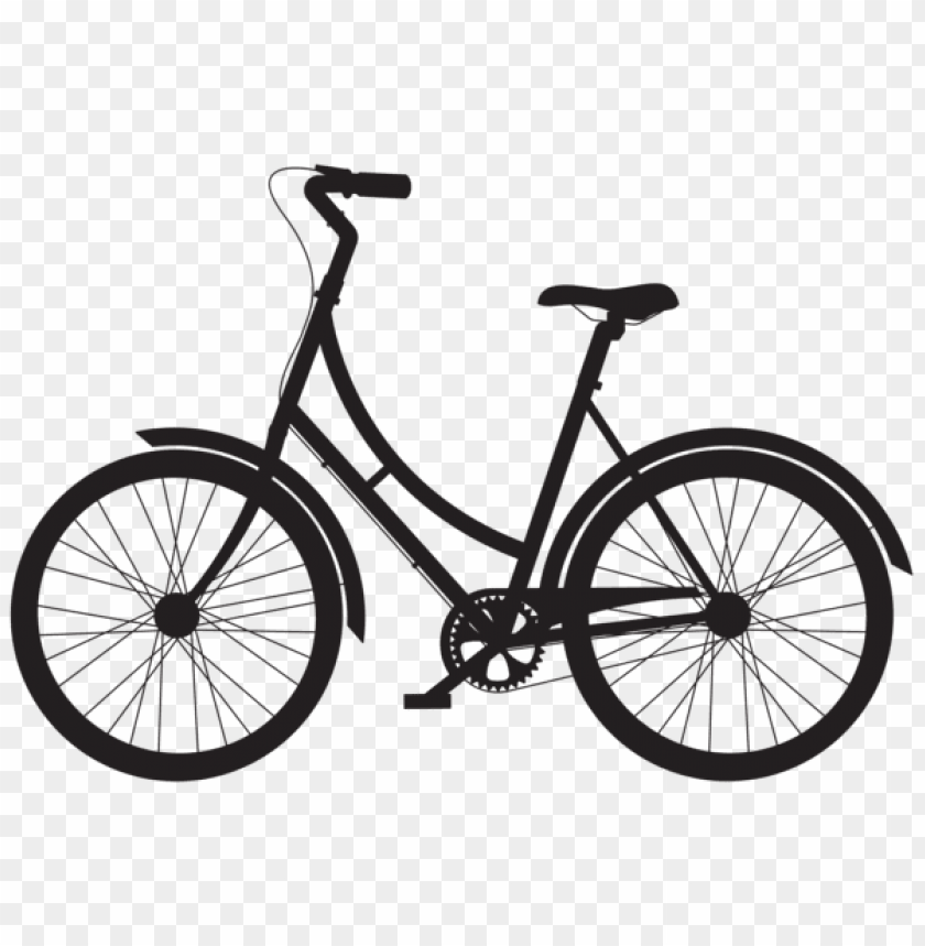 free PNG bicycle silhouette png png - Free PNG Images PNG images transparent