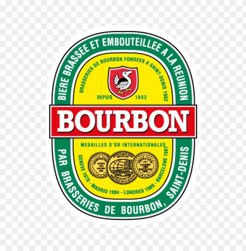 free PNG biere bourbon vector logo PNG images transparent