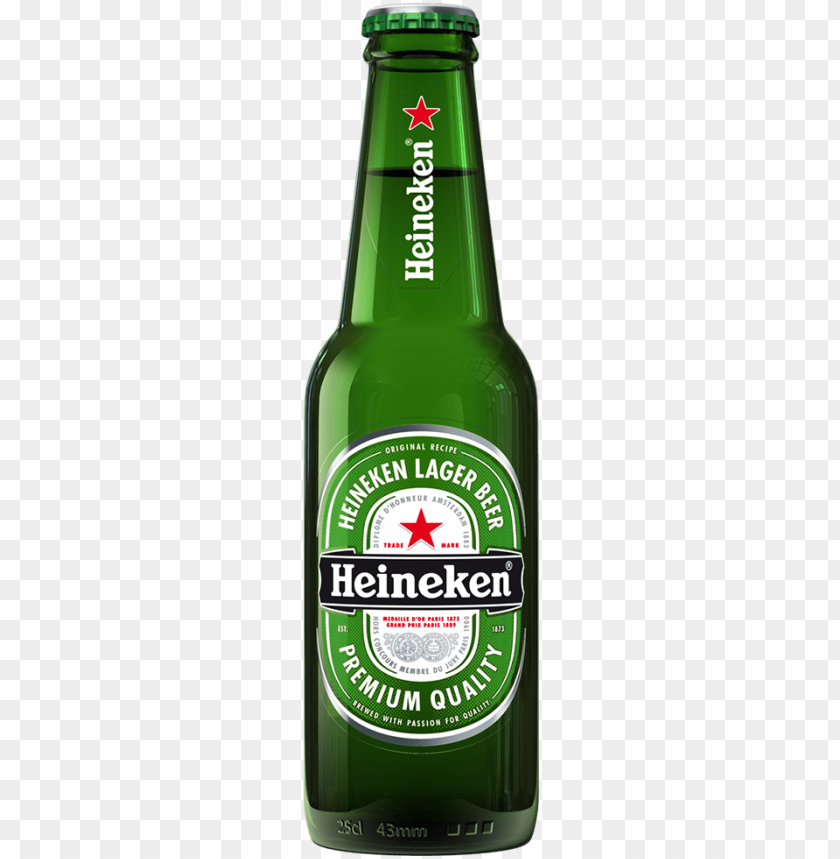 free PNG biere heineken png - heineken botella 330 ml PNG image with transparent background PNG images transparent