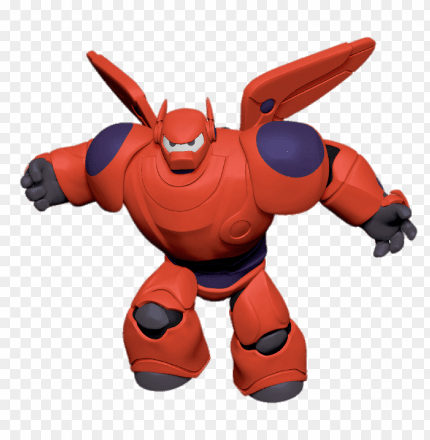 Download Big Hero 6 Baymax In Armour Clipart Png Photo Toppng