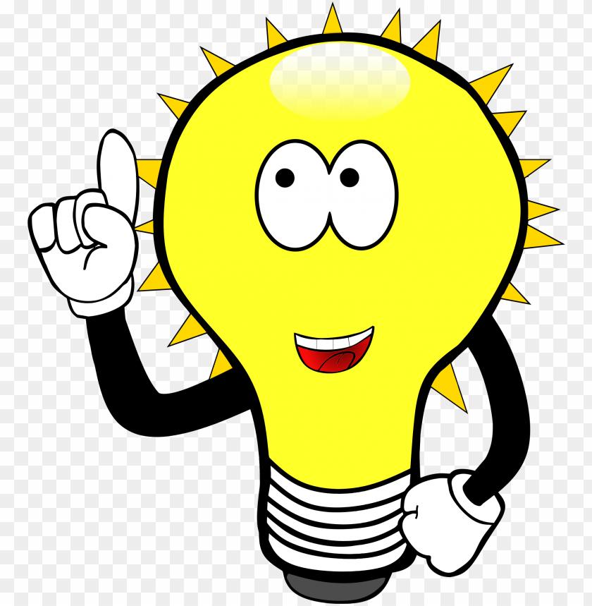 free PNG big image - lightbulb clipart PNG image with transparent background PNG images transparent
