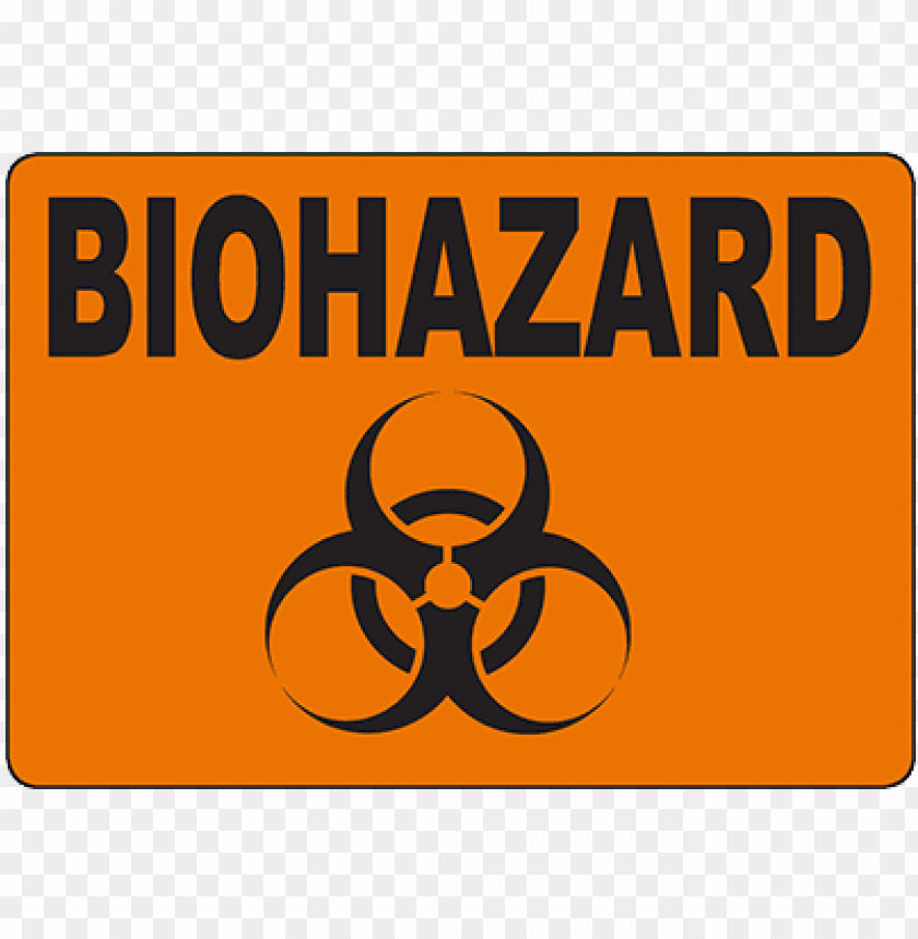biohazard biohazard sign w/symbol - biohazard symbol PNG image with transparent background@toppng.com
