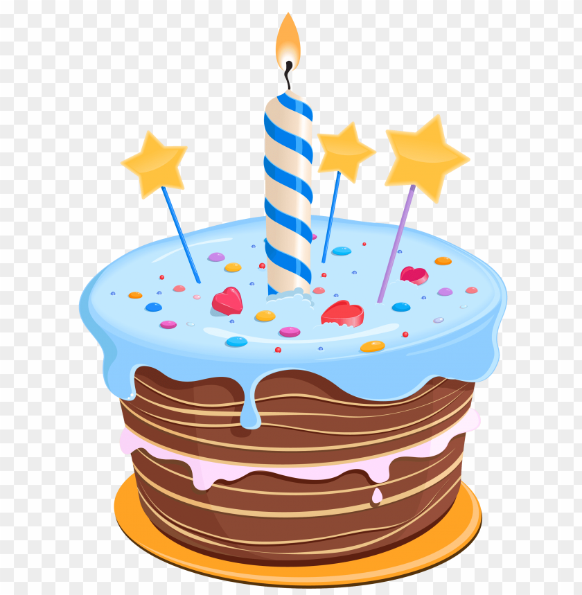 Brilliant Birthday Cake Drawing Blue Png Image With Transparent Background Funny Birthday Cards Online Eattedamsfinfo