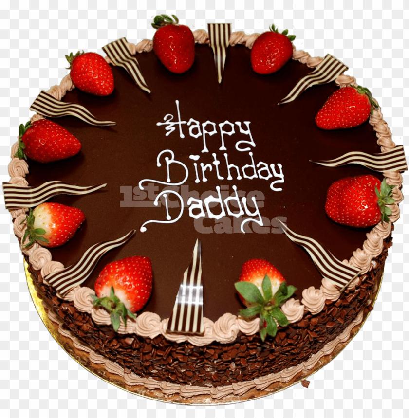 Awesome Birthday Cake 6 Birthday Chocolate Cake Dad Png Image Funny Birthday Cards Online Bapapcheapnameinfo