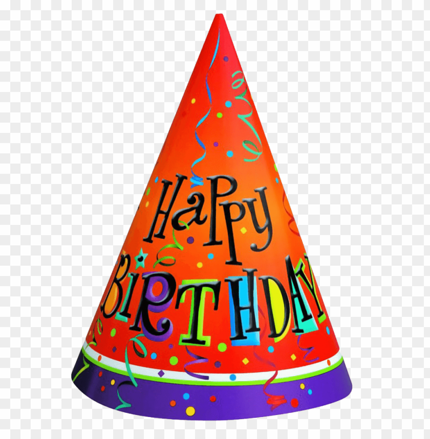 Birthday Hat Png Image With Transparent Background Toppng