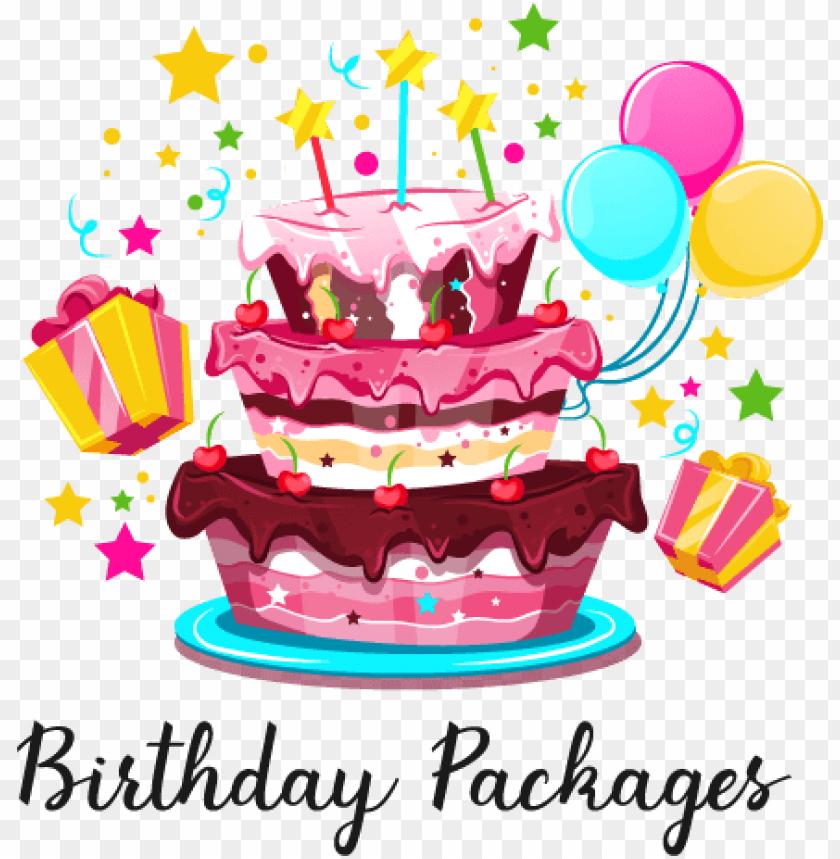 Amazing Birthday Party Hawaii Cake Happy Birthday Png Image With Funny Birthday Cards Online Kookostrdamsfinfo