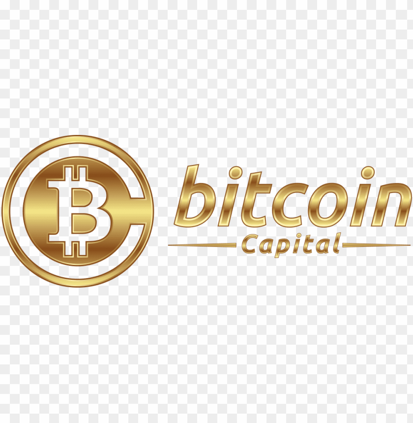 Bitcoin Capital Logo Png Image With Transparent Background Toppng
