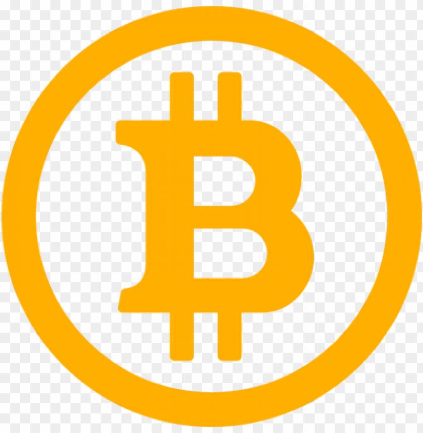 Bitcoin Png Bitcoin Logo Transparent Background Png Image With Transparent Background Toppng