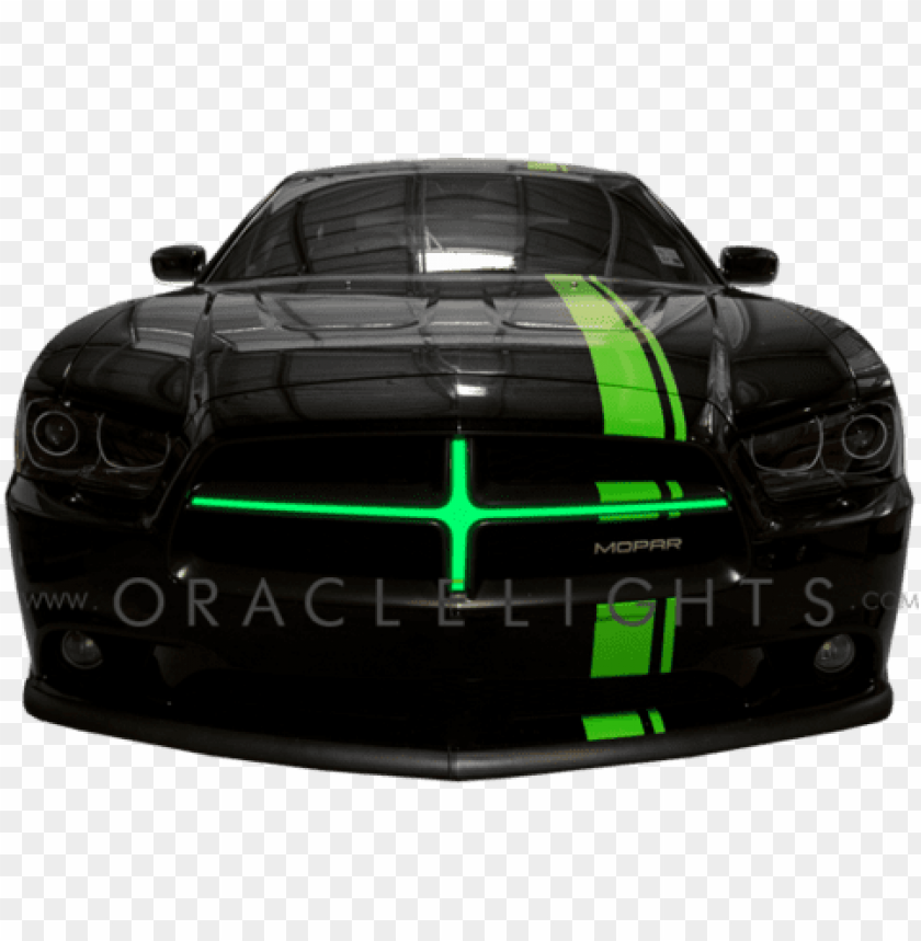 free PNG black and green dodge charger PNG image with transparent background PNG images transparent