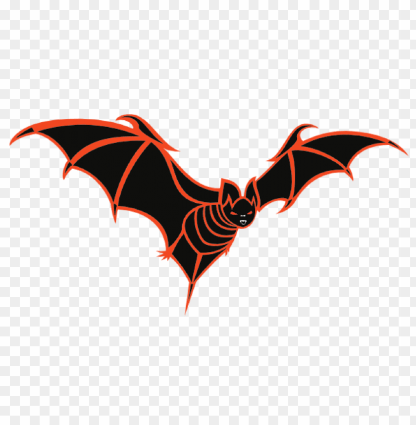 free PNG Download black and orange bat png images background PNG images transparent