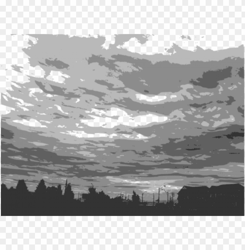 free PNG black and white sky PNG image with transparent background PNG images transparent