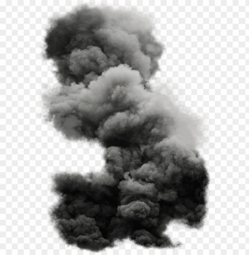 free PNG black cloud smoke png image - black smoke bomb PNG image with transparent background PNG images transparent