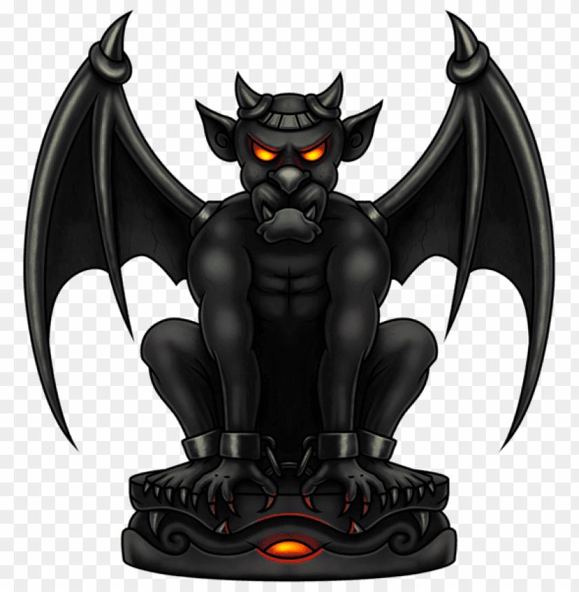 free PNG Download black gargoyle png images background PNG images transparent