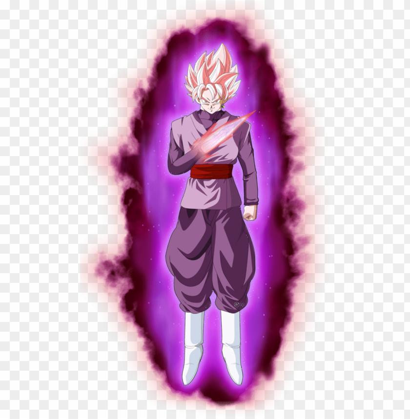 Black Goku Ssj Rose Png Image With Transparent Background Toppng