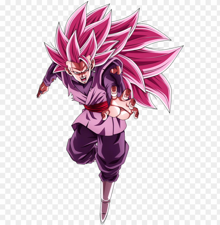 free PNG black goku super saiyan god super saiyan - goku black super saiyan rose 3 PNG image with transparent background PNG images transparent