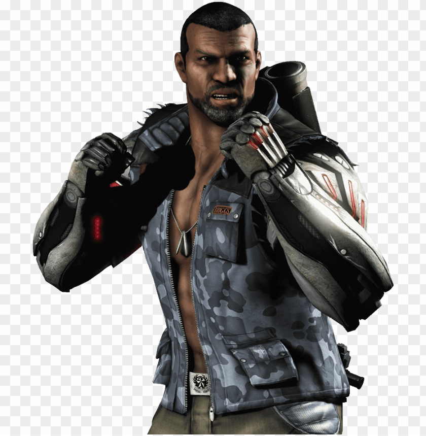 Black History Month Game Characters Day Four Jax Mortal Kombat X