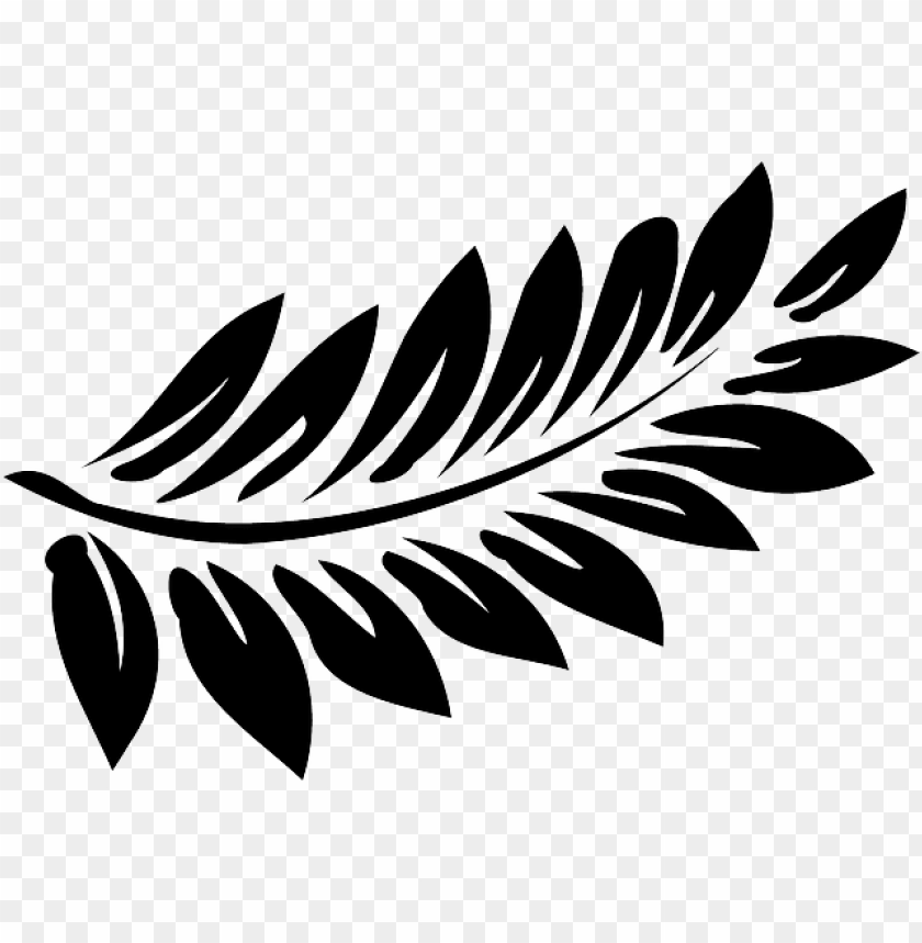 Black Leaves Png Image With Transparent Background Toppng
