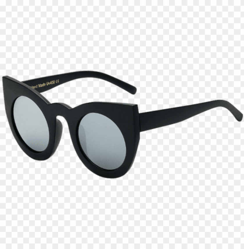 free PNG black mirrored cat eye sunglasses PNG image with transparent background PNG images transparent