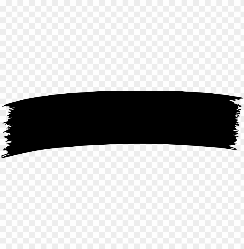 free PNG black paint banner clip art png - black banner PNG image with transparent background PNG images transparent