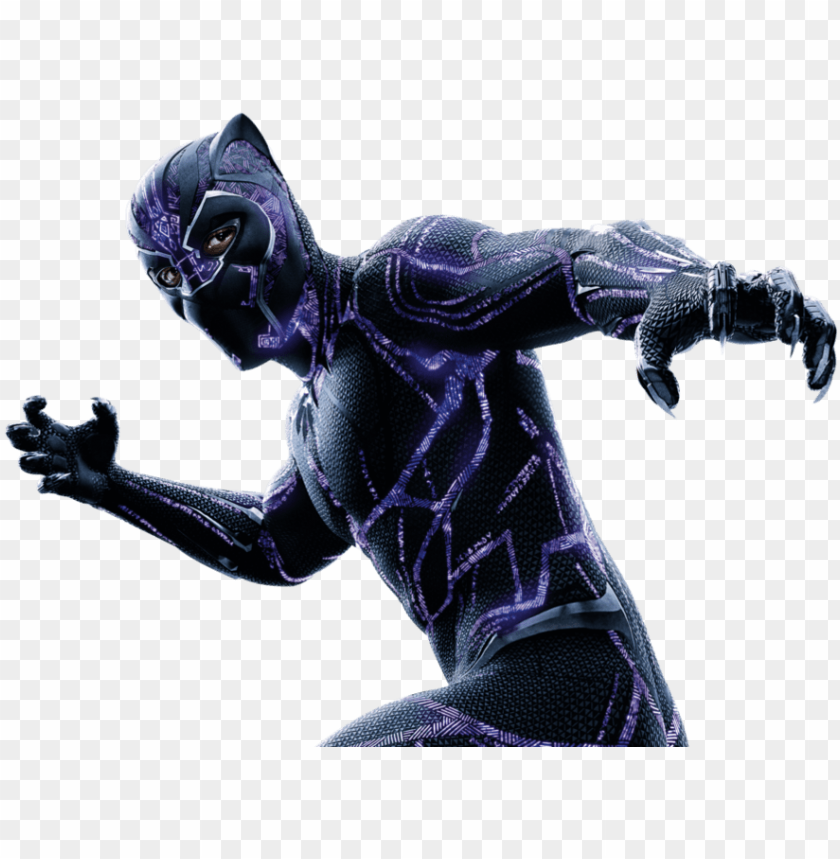 free PNG black panther png images - black panther purple PNG image with transparent background PNG images transparent