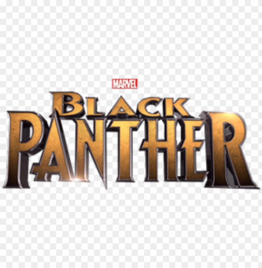 free PNG black panther title png - black panther marvel title PNG image with transparent background PNG images transparent