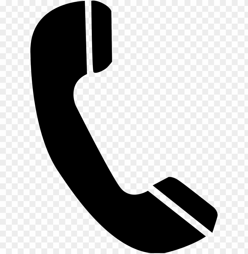 Download Black Phone Clipart Png Photo Toppng