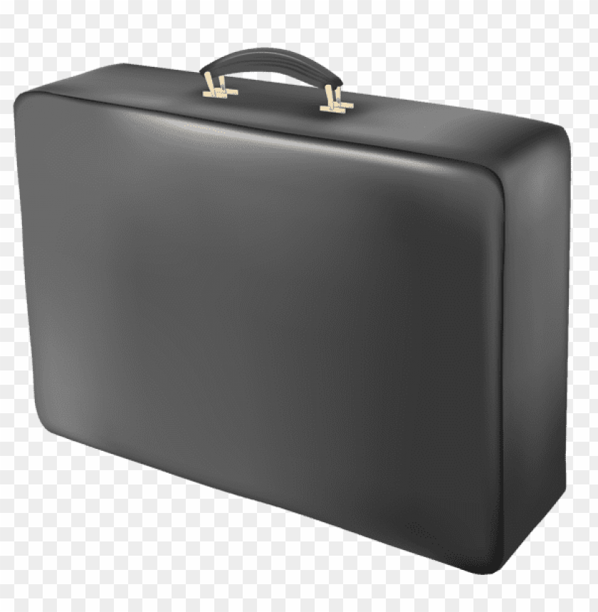 free PNG Download black suitcase clipart png photo   PNG images transparent
