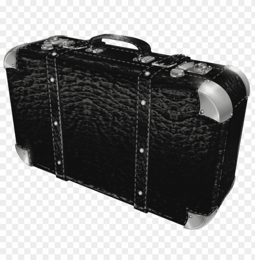 free PNG Download black suitcasepicture clipart png photo   PNG images transparent